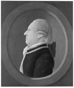 Portret van Jan Cornelis d' Ablaing van Giessenburg (1735-1788)