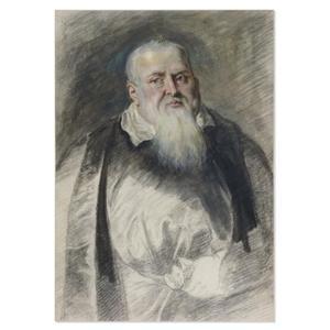 Portret van Theodore Turquet de Mayerne (1573-1655)