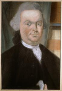 Portret van Wilhem de Meester van 's Heerenloo (1742-1792)