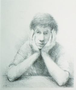 Portret van Rosa Catharina Mogendorff (1907-1969)