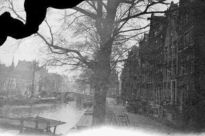 Gezicht op de Brouwersgracht te Amsterdam