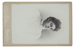 Portret van Johanna Hendrika Maria van Zanten (1878-1960)