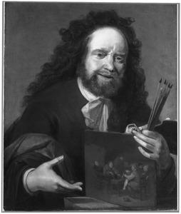 Portret van Egbert van Heemskerck I