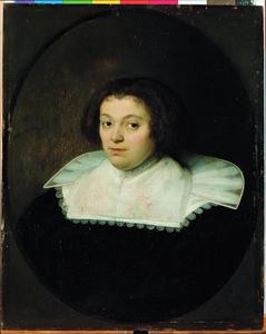 Portret van Louise van der Noot