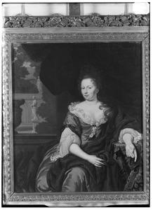 Portret van Agatha van Loon (1666-1699)