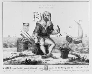 Portret van Willem Beukels ( -1397)