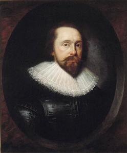 Portret van een man, mogelijk Barney Reymes (1588-1668)