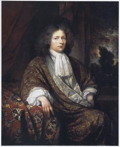 Portret van Bastiaen Schepers (1650-1704)