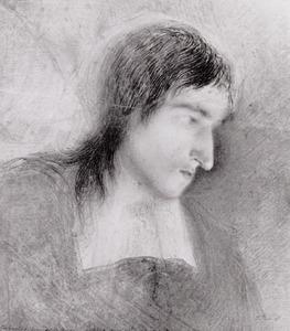 Portret van Gerard Brandt (1657-1683)