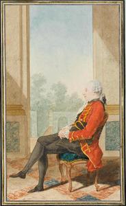Portret van Charles-Louis de Beauchamp, comte de Merle (1723-1793)