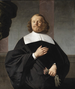 Portret van Cornelis Jacobsz. Groot (?-1661)