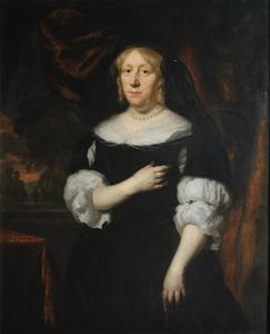 Portret van Anna van Randwijck (1623-1705)