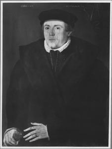 Portret van Claes Adriaensse van Adrichem (1538-1607)