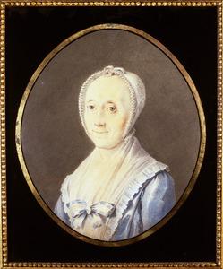 Portret van Paulina van Zwijndrecht (1748-1820)