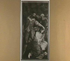 De marteldood van de HH. Crispinus en Crispianus