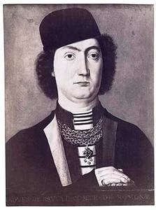 Portret van Jacob van Savoye