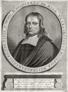 Portret van Ludolphus de With (1651-1704)