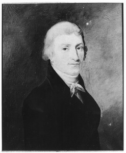 Portret van Jean Baptiste Justin Beyens (1766-1829)