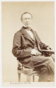 Portret van H.D. Potter