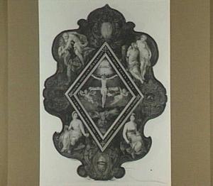 Blazoen van de Haarlemse rederijkerskamer De Pelikanisten