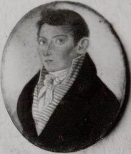 Portret van Gerbrand Zaaijer (1802-1885)