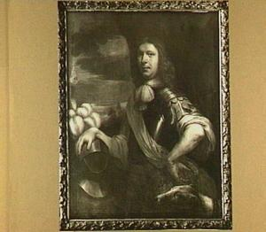 Portret van Jacob Visser (....-1672)