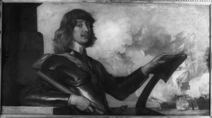Portret van Algernon Percy, 10th Earl of Northumberland (1602-1668), Lord High Admiral