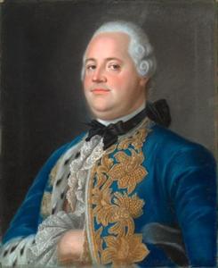 Portret van Thomas Hutten-Czapski (1711-1784)