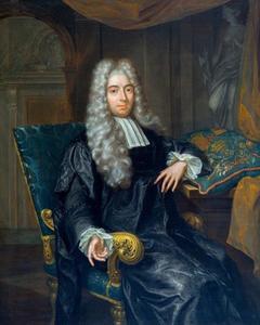 Portret van een man, mogelijk Adriaan Pieter de Hinojosa (1669-1741)