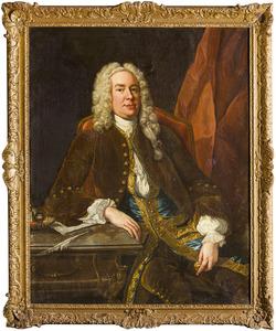 Portret van een man, ten onrechte geïdentificeerd als Nicolaas Steengracht (1754-1840)