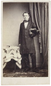 Portret van Gerard Leembruggen (1801-1865)