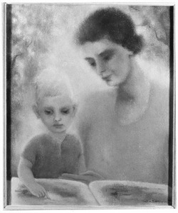 Joukje Appeldoorn en Otto Schutte met een kinderboek