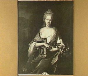 Portret van Elisabeth Dierkens (1674-1745)