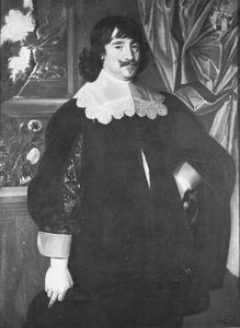 Portret van Albert Schick