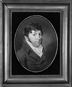 Portret van Jonkheer Gijsbertus Fontein Verschuir (1764-1838)