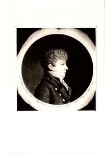 Portret van Jacob Hendrik van Rechteren (1787-1845)