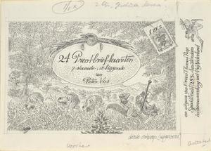 Brief aan Renate Rubinstein in Amsterdam, kaart 3