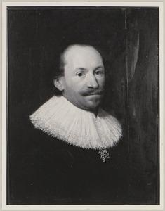 Portret van een man genaamd Philips Doubleth (1590-1660)