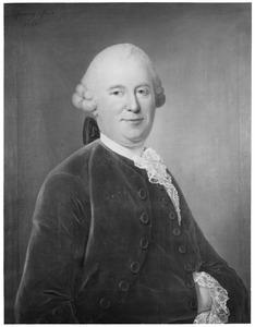 Portret van waarschijnlijk Dirk Wolter van Lynden (1733-1770)