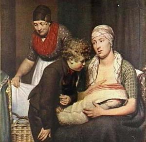 Moedergeluk
