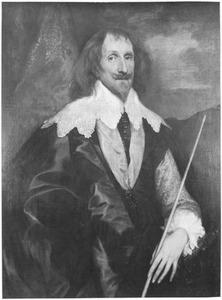Portret van Philip Herbert, 4th Earl of Pembroke, 1st Earl of Montgomery (1584-1650) als Lord Chamberlain