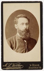 Portret van Jan de Stoppelaar (1852-1920)