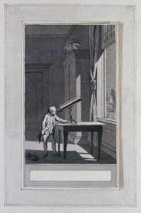 Illustratie bij 'Het knaapje' uit de Fabelen en vertelsels van F.C. Gellert