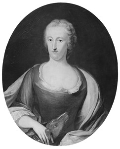Portret van Anna Elisabeth van Haersolte ( -1790)
