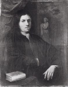 Portret van mogelijk Frederik van Leenhof (1647- )