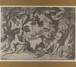 Mercurius en Argus (Metamorfosen 1:668-721)