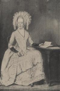 Portret van Petronella Jacomina van Swijndregt ( -1830)