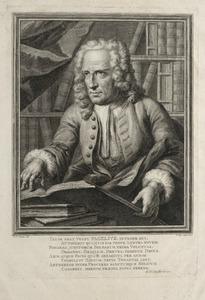 Portret van François Fagel (1659-1746)