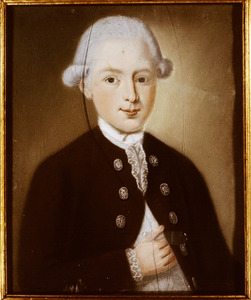 Portret van Gerhard Jacob Thomassen A Thuessink (1766-1830)