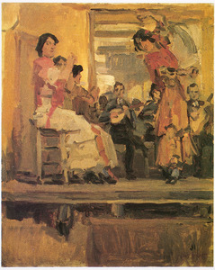 Dansgroep 'La Feria'